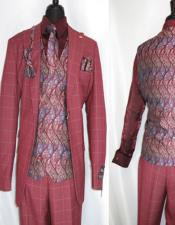Suit - Vested Three