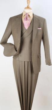 Suit - 100% Wool