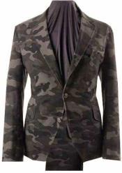 SUITS - Camo Suit