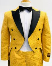 Tailcoat - Gold Tail