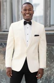 Fit Quinceanera Ivory Tuxedo