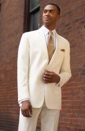 Quinceanera Ivory Color Tuxedo