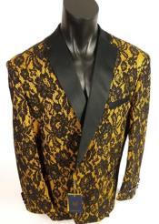 Gold Tuxedo - Gold