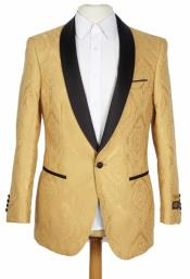 Yellow Blazer -