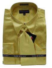 Shirts Gold