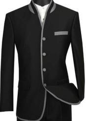 Collar Suit Slim Fit