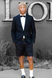 Tuxedo Short