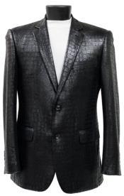 - Alligator Print Sportcoat