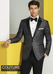 Tuxedo - Gray Tuxedo