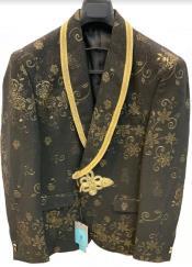 Gold Tuxedo - Mens