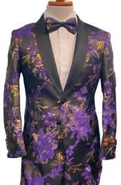 - Floral Blazer