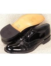 Baldwin Cap Toe Lace