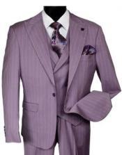 - Pinstripe Suit -