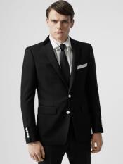 Suit - Black Groomsmen