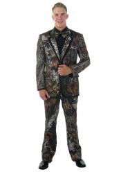 - Camouflage Tuxedo -