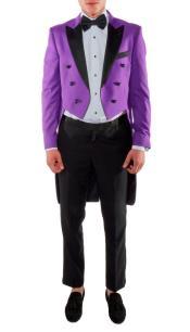 - Tuxedo Jacket With