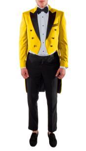 Tail Tuxedo - Fashion