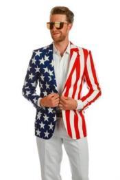 Blazer - American Flag