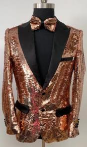 Tuxedo - Rose Gold