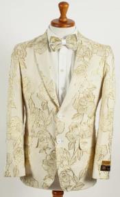 Suit - Rose Gold