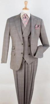 Suit - Pleated Pants