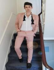 Pink Suit - Blush