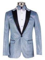 Tuxedo - Baby Blue