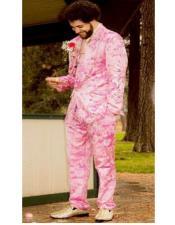 - Pink Suit -