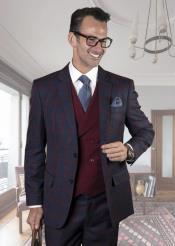 Window Pane Suit 2