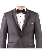 Tuxedo - Dark Gray