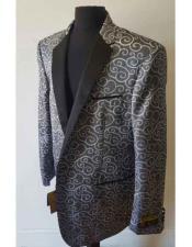 Flower Sportcoat ~ Fashion