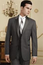Masculine Color Grey~Gray Prom