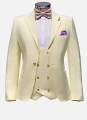Wedding Suit - Ivroy