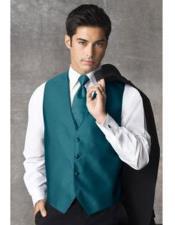 Blue Fashion Tuxedo For