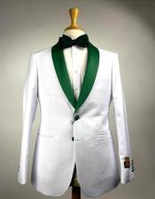 Green Tuxedo - Green