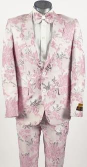 Suit - Paisley Fancy