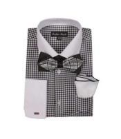 and White Dress Shirt