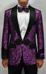 - Purple Blazer -