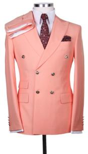 Double Breasted Blazers -