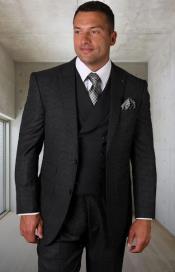 - Windowpane Suit -