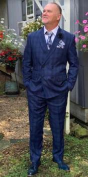 Slim Fit Suit -