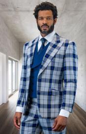 - Plaid Suits -