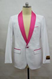Pink Dinner Jacket -