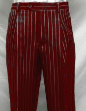 Chalk 1920s Gangster Stripe