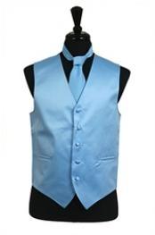 Tie Combo Light Blue