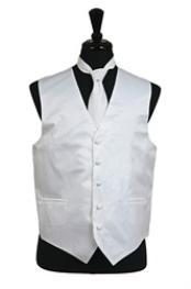 Tie Combo White