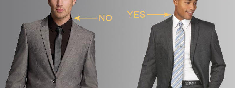 Shoulder Measurement Men