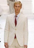 Cream Suits for Men