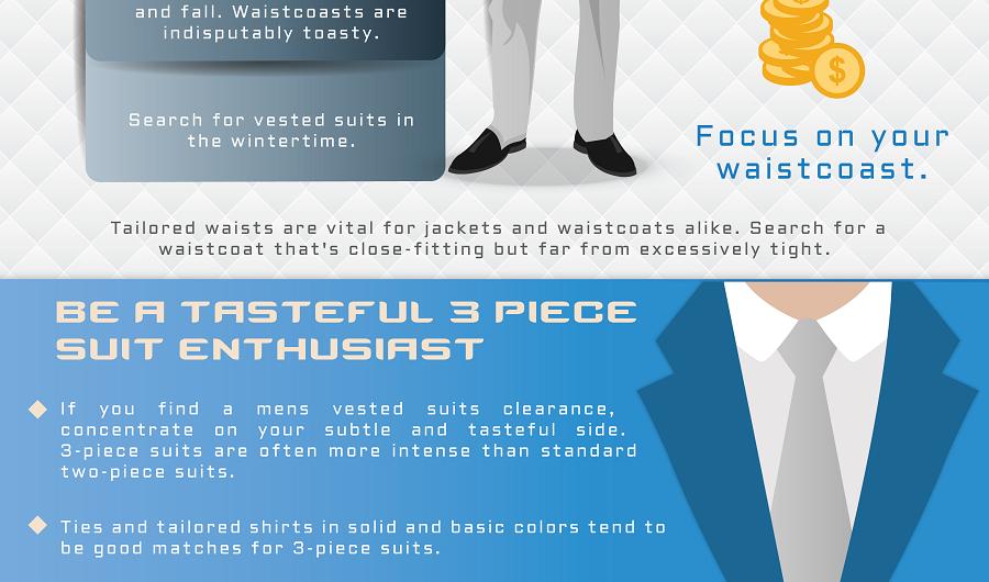 reliable 3 piece suit etiquette mens fashion infographics