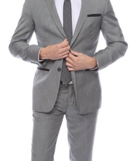Tall Thin Fellows All About Mens Slim Fit Prom Suits